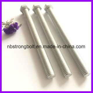 Hex Bolt Class 8.8 Dacromet / China fábrica de pernos hexagonales, fabricante de pernos de China